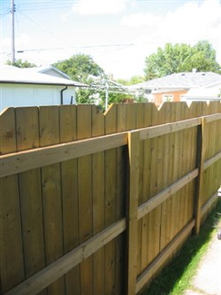 Bestway Fence Systems Chain Link Fence Wood Fence